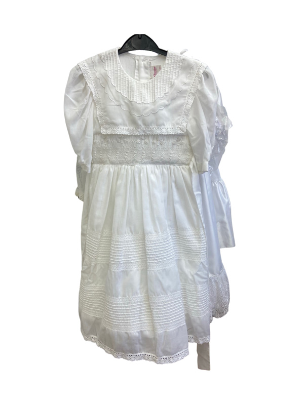 christening generations One Family, Four Generations incorporated into one heirloom Christening gown