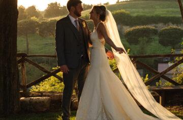 cutting up your wedding dress